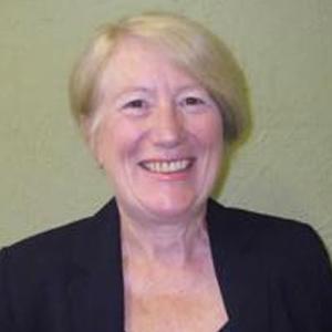 Councillor Pat Maxwell