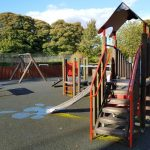 Photograph of play area