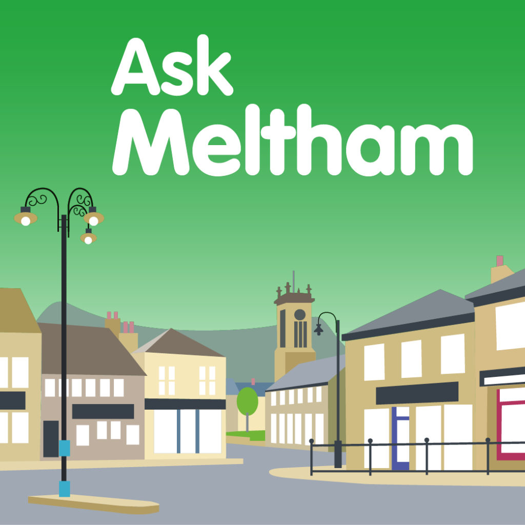 Ask Meltham logo